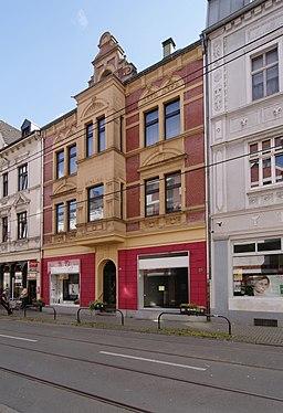 Dorstfelder Hellweg in Dortmund