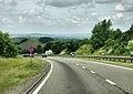 A38 Below Telegraph Hill - geograph.org.uk - 1368494.jpg
