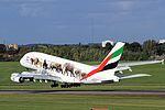 A6-EEI A380 Emirates BHX 29-09-2016 (29579187603).jpg