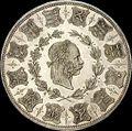 AHG 2 florin 1873 Wiener Schuetzenverein obverse.jpg