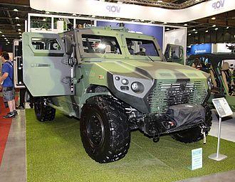 NIMR (vehicle manufacturer) - AJBAN 440A