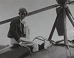 AL-84 Vanowsky Album Image - Amelia Earhart - Pitcairn PCA-2 (15146729021).jpg