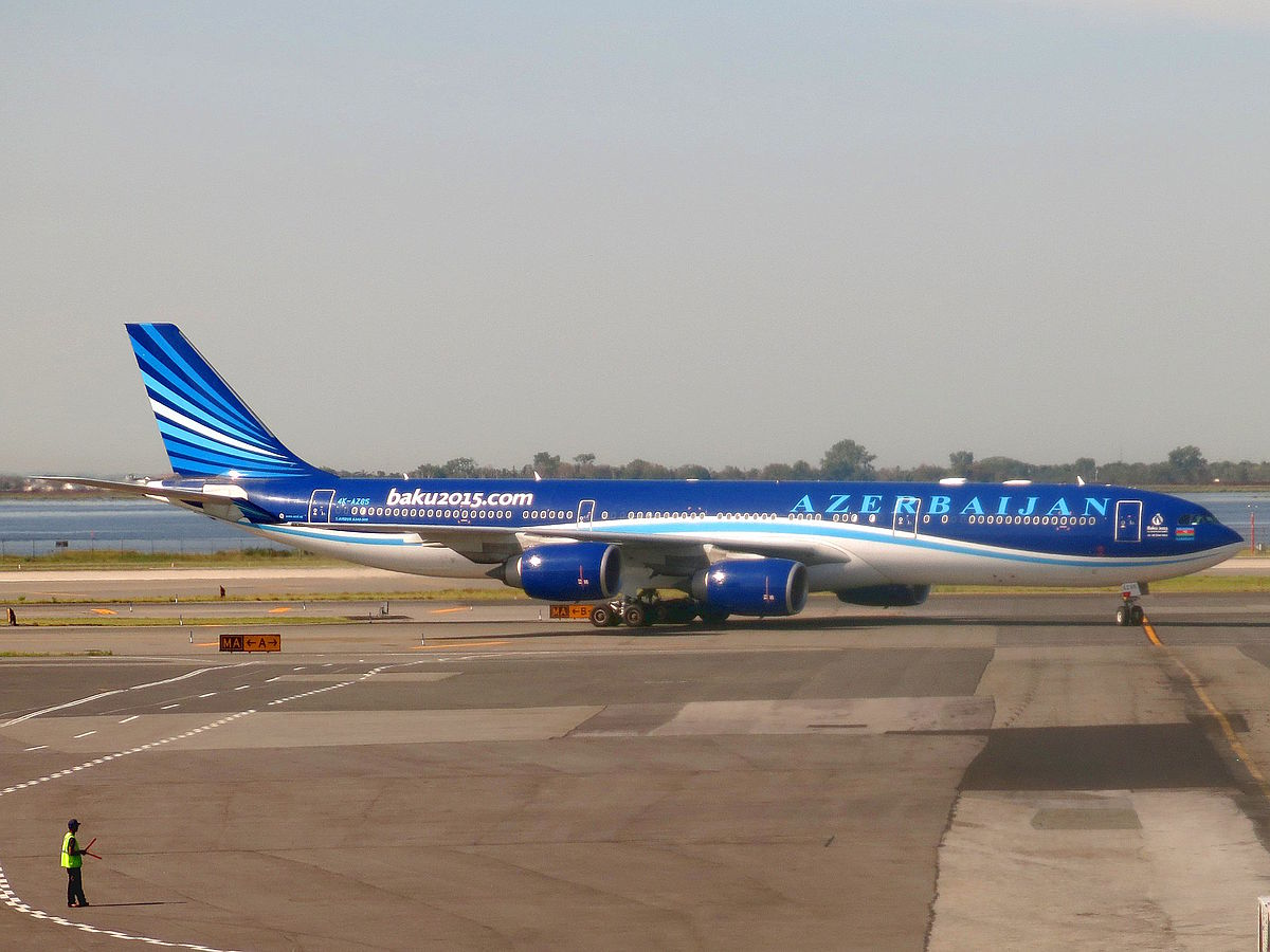 Azerbaijan Airlines Destinations Wikipedia