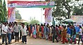 A Bharat Nirman rally, organised by the DFP, at Ramanagara district of Karnataka on December 07, 2013.jpg