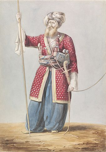 A Mamluk nobleman from Aleppo, 19th century A Mamluk from Aleppo.jpg