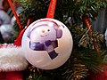 A Young Snowman in Christmas Tree.jpg