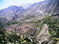 A beautiful view of Andraghach Valley Khot Torkhow District Chitral NWFP Pakistan photo by Rehmat Aziz Chitrali.JPG