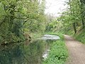 A bend in the canal - geograph.org.uk - 1266650.jpg