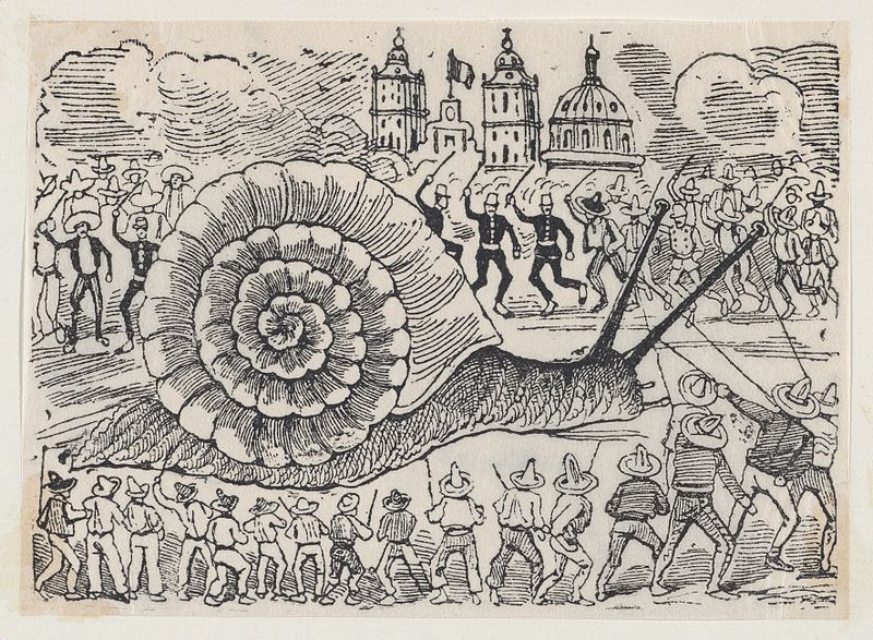 File:A group of people attacking a giant snail MET DP869357.jpg