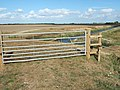 A new gate and stile - geograph.org.uk - 1520037.jpg