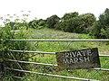 A private marsh - geograph.org.uk - 841536.jpg