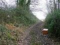 A small flytip by Springetts Lane - geograph.org.uk - 1165783.jpg