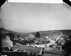 A view of Ysbyty Ifan from the school NLW3361659.jpg