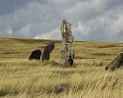 definition of megalith