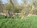 Abandoned farm gate - geograph.org.uk - 1261222.jpg