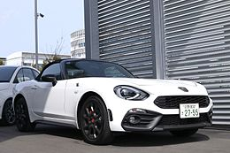 Abarth 124 Spider by Japan specification.jpg