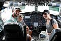 Abbotsford Airshow Cockpit Photo Booth ~ 2016 (28957230321).jpg