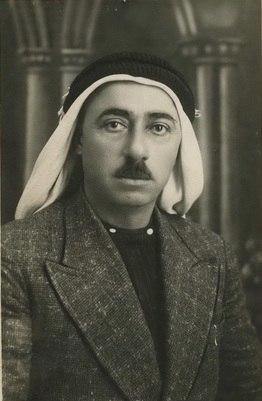 Abd al-Rahim Hajj Muhammad portrait