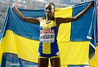 2013 World Championships in Athletics �13 Womens 1500 metres