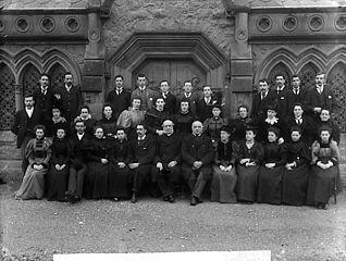 Abergele debating society (1897)
