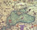 Abraham and Jehuda Cresques Catalan Atlas. Eastern Europe view from the south.A.jpg
