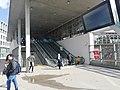 Accès secondaire Versailles-Chantiers RER Transilien 2020 03.jpg