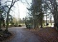 Access to Hazlehead Park pavilions - geograph.org.uk - 1590291.jpg