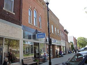 Ackley, Iowa - Image: Ackley iowa