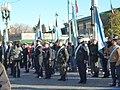 Acto Dia de la Independencia del 2014 en Trelew, Argentina..JPG