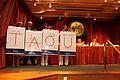 Acto de colación 2010 de la Tecnicatura en Administración y Gestión (TAGU).JPG