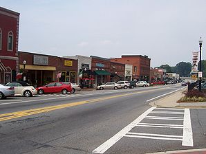 Downtown Acworth