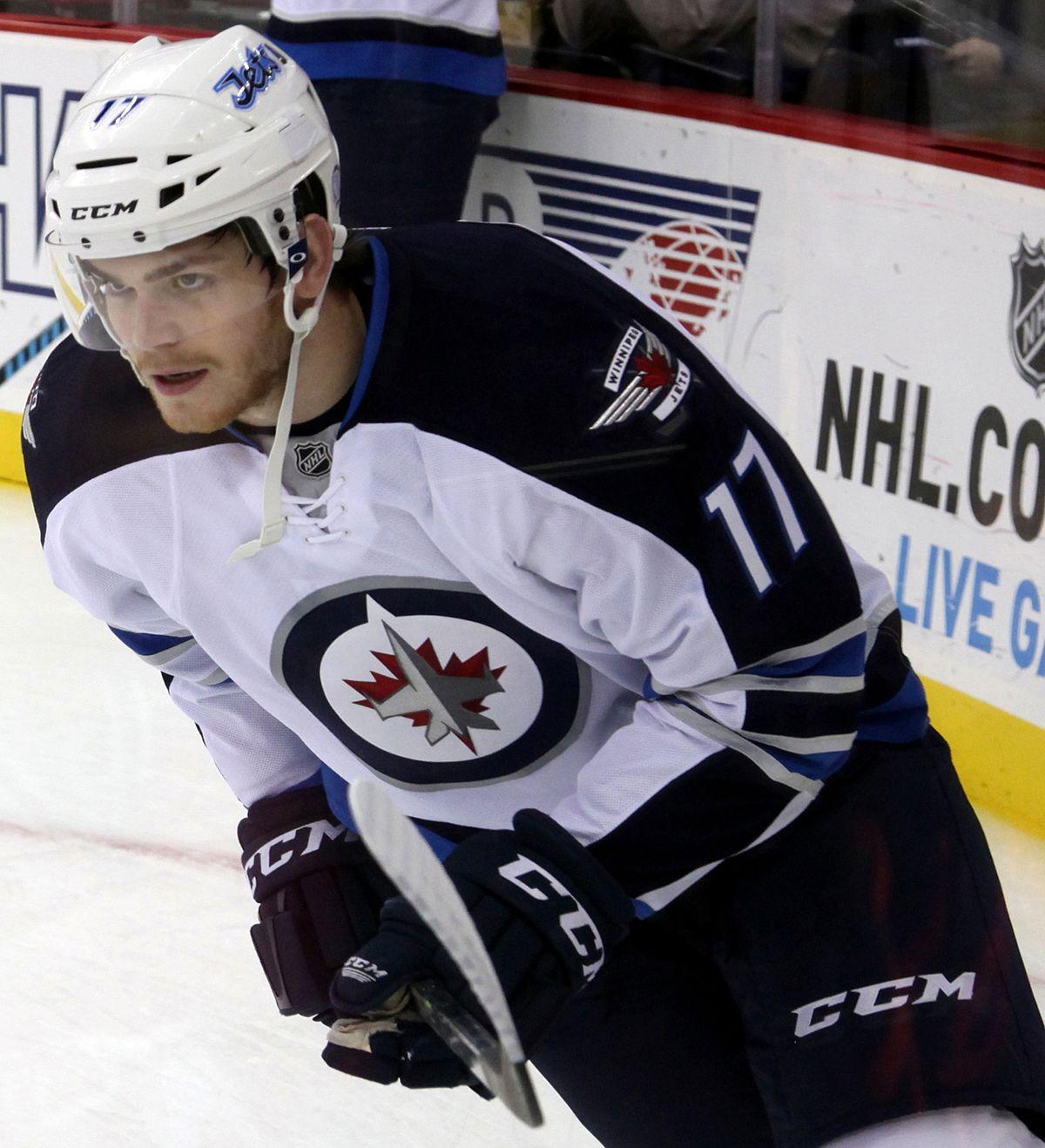 Free Weights Winnipeg: Adam Lowry