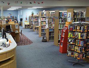 Adelanto, California - Adelanto Branch Library