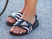 Velcro Boys Adidas Shoes Size