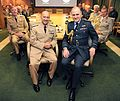 Adm. James G Stavridis visits Ministry of Defence (London) DVIDS483517.jpg
