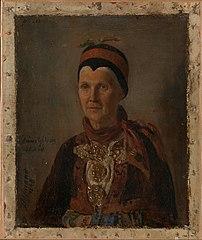 Portrait of Anna Gulsvig