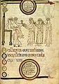 Adoración de los Reyes Magos, 990 Códice de Roda, f. 206r.jpg