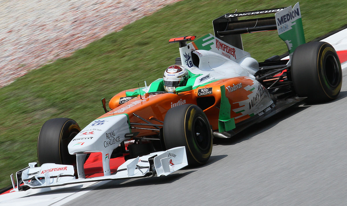 Motorsport In India Wikipedia