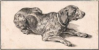 Reclining Dog
