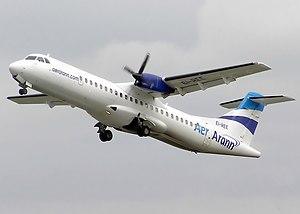 Aer Arann ATR-72 EI-REE Bristol.jpg