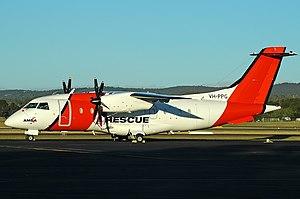 AeroRescue Dornier Do-328-100 CBR Gilbert.jpg