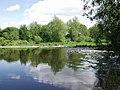 Afon Dyfrdwy at Trevor - geograph.org.uk - 640674.jpg