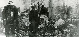 After Greek atrocity August 1922