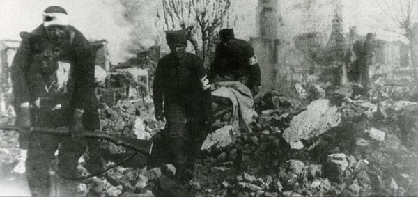 After Greek atrocity August 1922