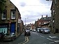Agnes Road from bottom of Hawthorne St. Barnsley - geograph.org.uk - 472826.jpg