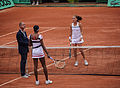 Agnieszka Radwanska (POL) def. Venus Williams (USA) (7305594108).jpg