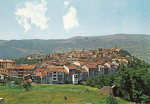 Agnone - Image: Agnone Molise Italy