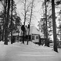 Ainola (suunnitellut arkkitehti Lars Sonck), 1940-1945, (D2005 167 6 128) Suomen valokuvataiteen museo.jpg