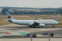 C-GFAH - A333 - Air Canada