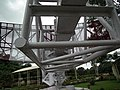 Air traffic control radar and antenna at HAL Museum 7833.JPG